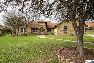 San Marcos Single Family Home For Sale: 104 High Ridge