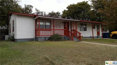 Copperas Cove Commercial For Sale: 1006 S 9th