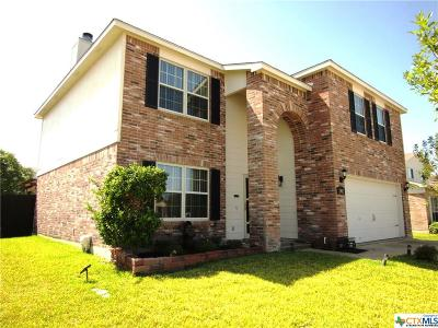 Killeen Single Family Home For Sale: 2402 Napier
