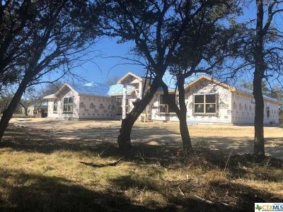 Lampasas Single Family Home For Sale: Tbd Naruna