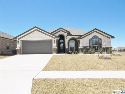 Killeen Single Family Home For Sale: 5103 Fresco
