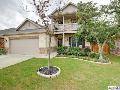Round Rock Single Family Home For Sale: 4008 Darryl