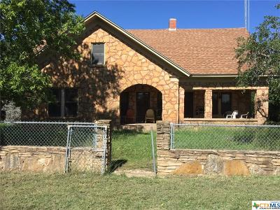 Coryell County Residential Lots & Land For Sale: 3501 Fm 2412