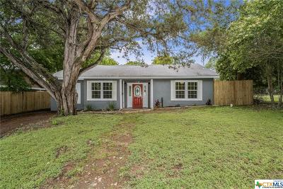 New Braunfels Single Family Home For Sale: 345 W Nacogdoches