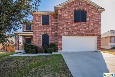 Harker Heights TX Single Family Home For Sale: $220,000