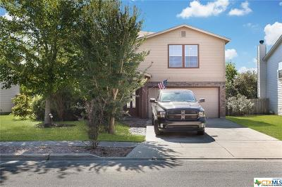 New Braunfels TX Single Family Home For Sale: $205,000