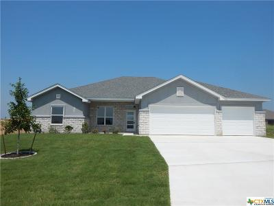Nolanville TX Single Family Home For Sale: $254,900