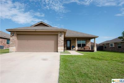 Killeen Single Family Home For Sale: 2505 Camp Cooper Drive