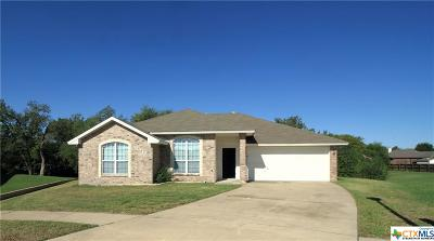 Killeen TX Single Family Home For Sale: $149,350