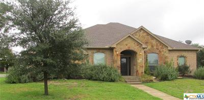 Belton Single Family Home For Sale: 1705 Remuda