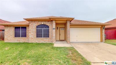 Killeen Single Family Home For Sale: 3500 Dorothy Jane