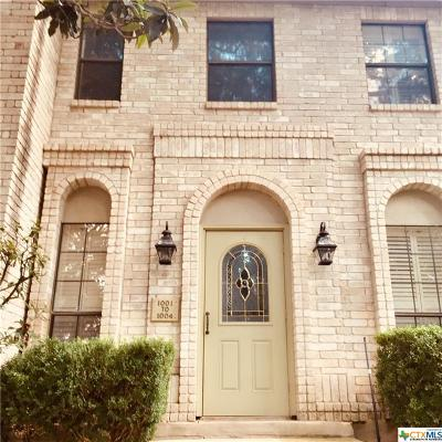 San Antonio Condo/Townhouse For Sale: 8415 Fredericksburg Road #1001J