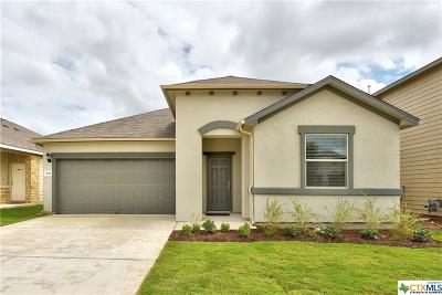 New Braunfels Single Family Home For Sale: 3941 Legend Woods