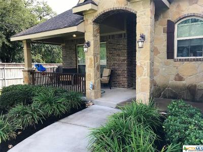 Belton Single Family Home For Sale: 3306 Spring Canyon Road