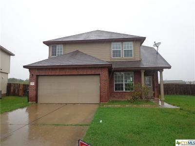 Killeen TX Single Family Home For Sale: $116,000