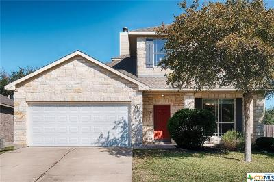 Williamson County Single Family Home For Sale: 3717 Juniper Hills