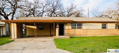 Gatesville Single Family Home For Sale: 2521 Oak