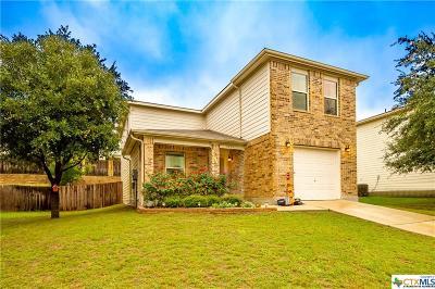 Cibolo Single Family Home For Sale: 5129 Columbia