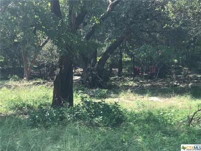 Belton Residential Lots & Land For Sale: Tbd Beachcomber Drive