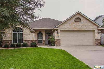 Temple TX Single Family Home For Sale: $205,000