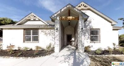 Harker Heights Single Family Home For Sale: 3532 Shoreline Dr.