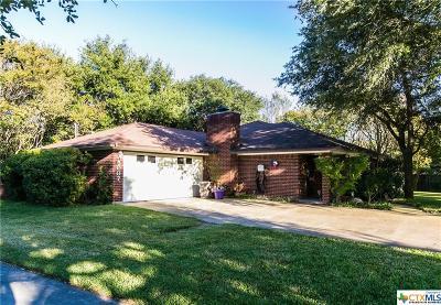 Killeen Single Family Home For Sale: 5007 Creekside Drive