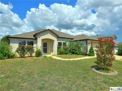 Killeen Single Family Home For Sale: 6001 Graphite