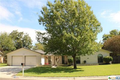 Harker Heights Single Family Home For Sale: 1613 Redwood Drive