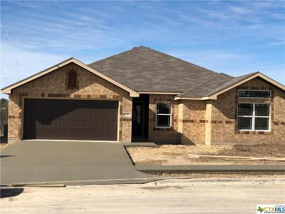 Copperas Cove Single Family Home For Sale: 829 Ross Road