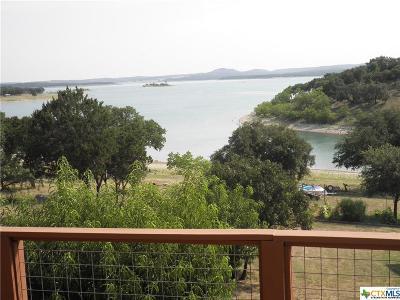 Canyon Lake TX Single Family Home For Sale: $735,000