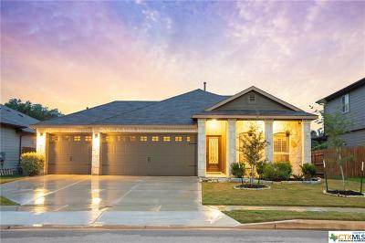 New Braunfels Single Family Home For Sale: 255 Lillianite
