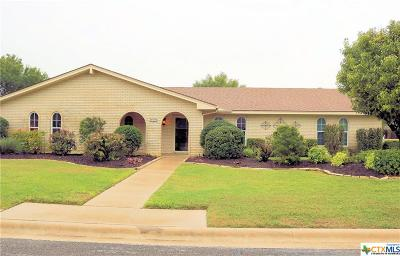 Harker Heights TX Single Family Home For Sale: $188,500