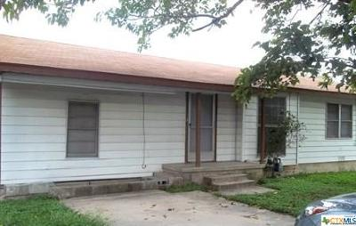 Copperas Cove Single Family Home For Sale: 503 Veterans Avenue