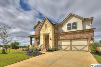 New Braunfels TX Single Family Home For Sale: $404,990