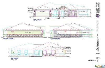 Burnet County Single Family Home For Sale: 1006 Laurel Oaks Circle