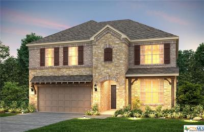 New Braunfels Single Family Home For Sale: 612 Rusty Gate Way