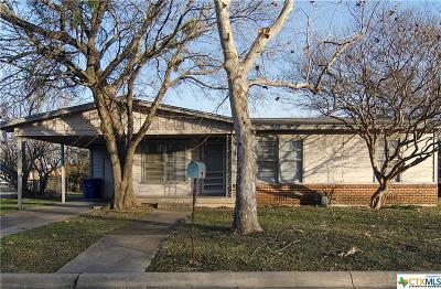 Copperas Cove Single Family Home For Sale: 1101 S 3rd
