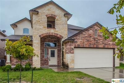 Jarrell Single Family Home For Sale: 256 Geode