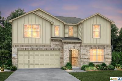 New Braunfels Single Family Home For Sale: 654 Rusty Gates
