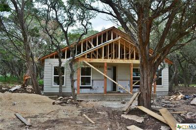 Canyon Lake TX Single Family Home For Sale: $168,900