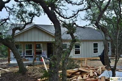 Canyon Lake TX Single Family Home For Sale: $165,900
