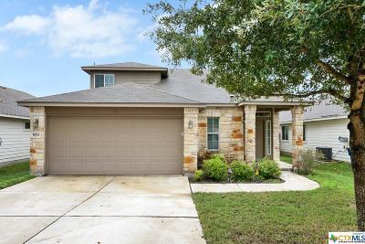 New Braunfels Single Family Home For Sale: 929 Lauren