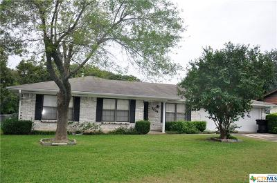 Temple Single Family Home For Sale: 2609 Forest