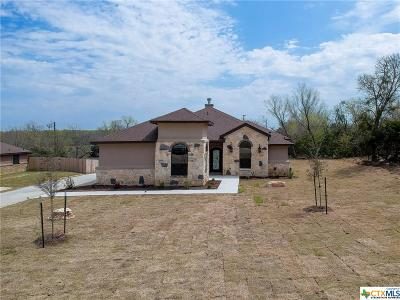 Salado Single Family Home For Sale: 1016 Park View