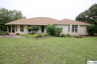 Bulverde TX Single Family Home For Sale: $359,625