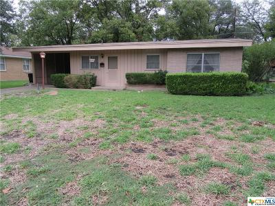 Temple Single Family Home For Sale: 202 W Young
