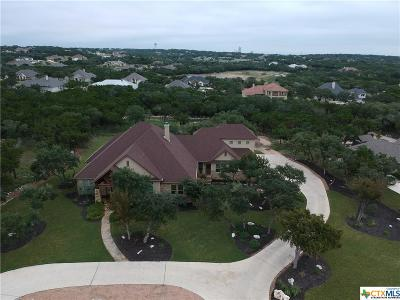 New Braunfels TX Single Family Home For Sale: $635,000