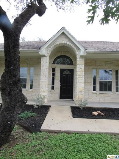 Belton TX Single Family Home For Sale: $249,500