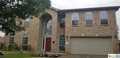 Harker Heights TX Single Family Home For Sale: $249,500