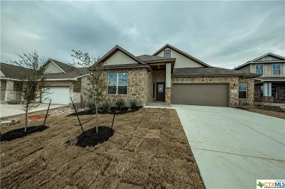 New Braunfels Single Family Home For Sale: 3616 Blue Cloud Drive